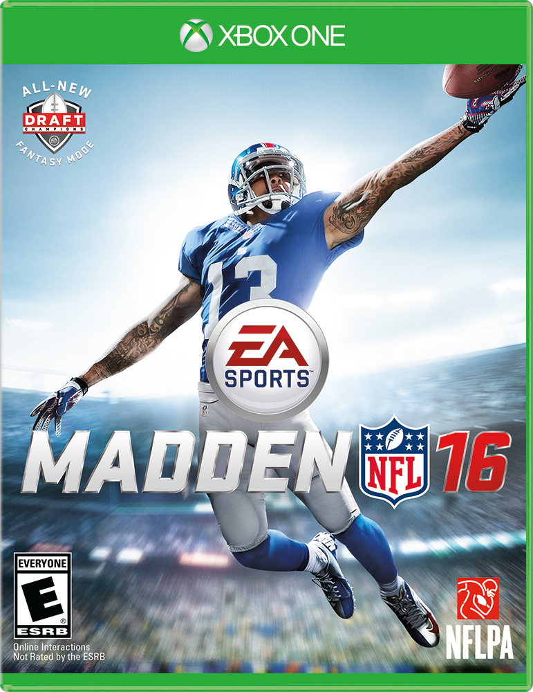 Madden Box Art
