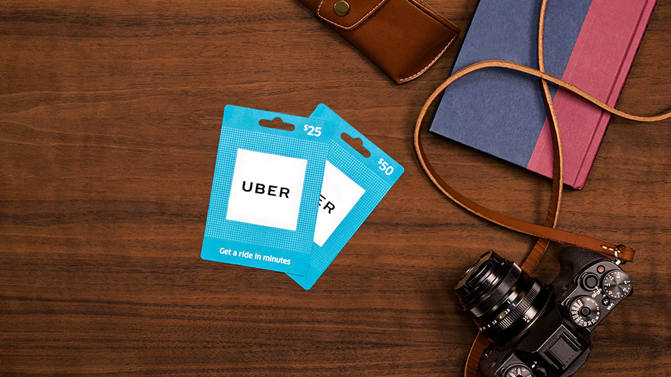 enjoy 10% off uber gift cards at walmart | uber blog