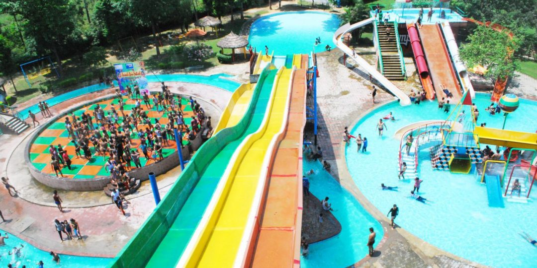 Lucknow, your free water park tickets are three rides away