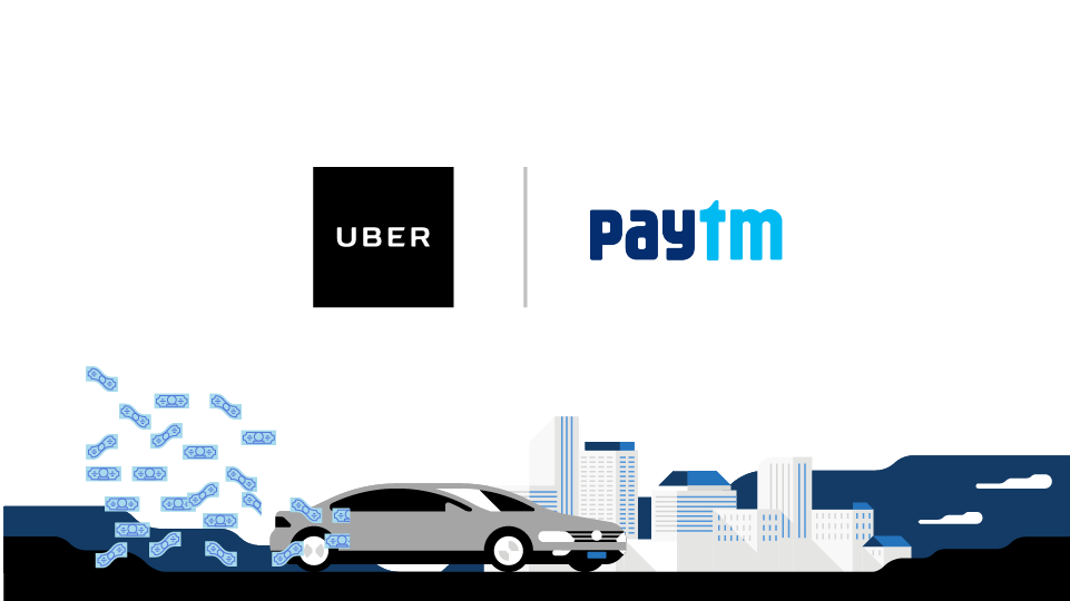Pay using Paytm & enjoy 40% cashback on 5 Uber rides | Uber Blog