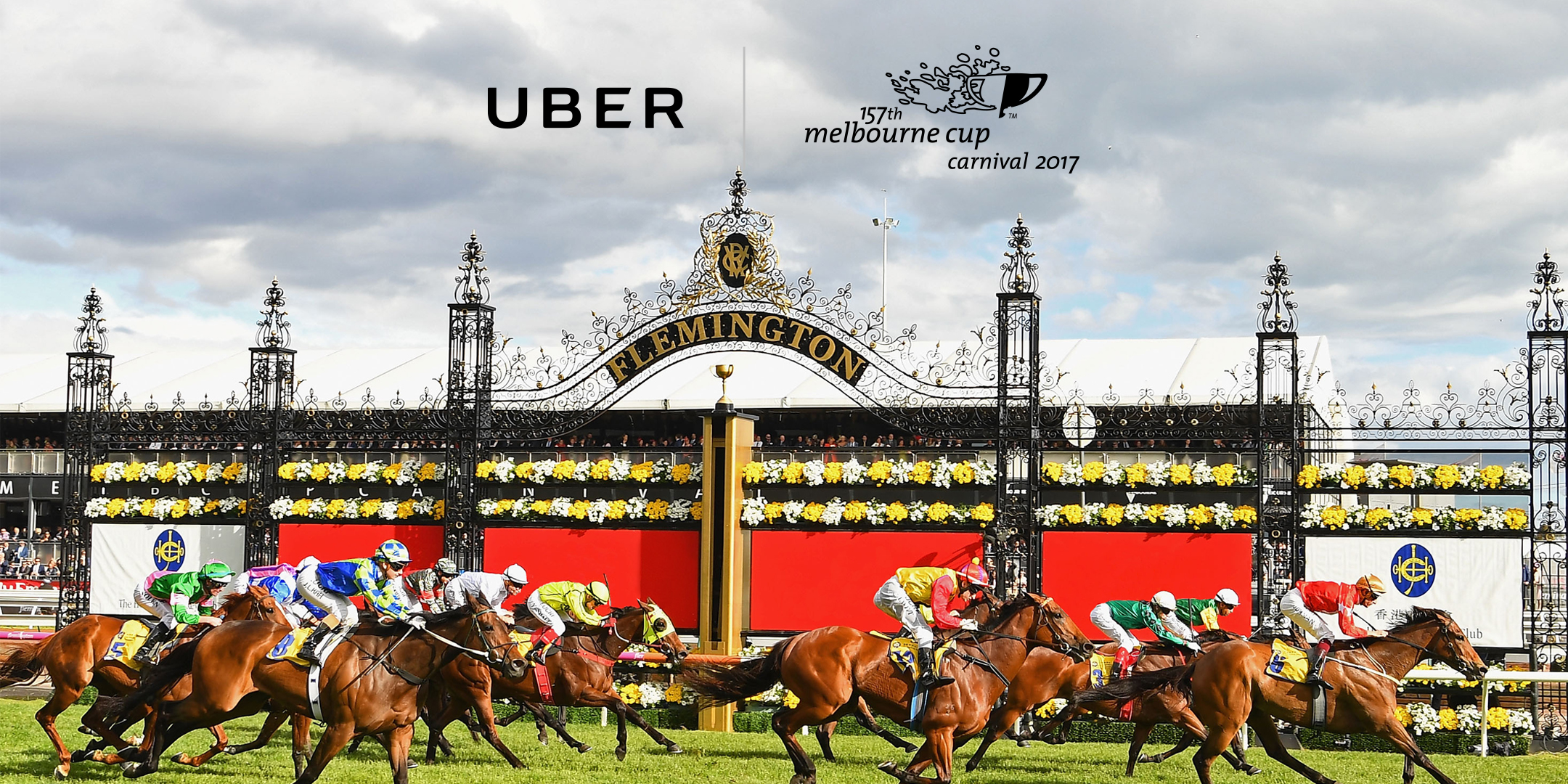 let uber be your safest bet this melbourne cup carnival