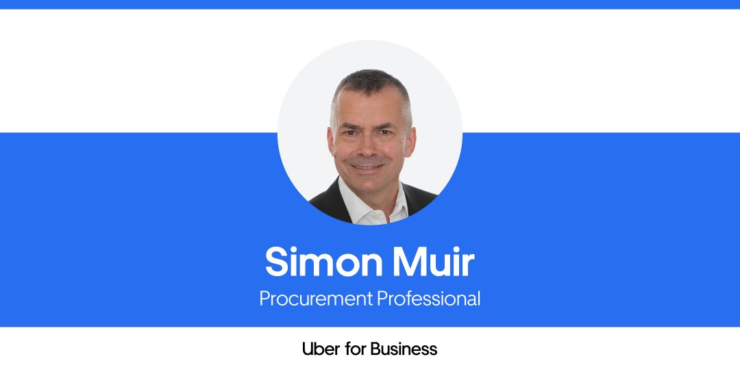 Influencer in the hotseat: Simon Muir, Procurement