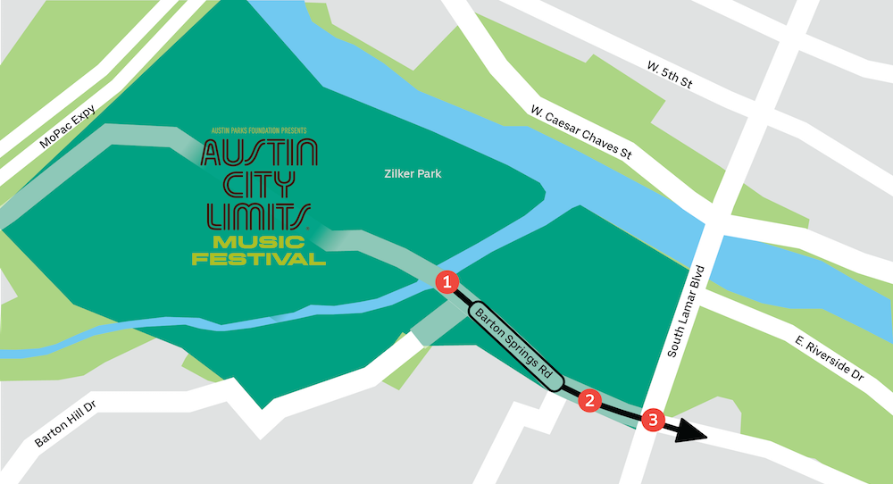 Ride Guide: ACL Music Festival 2018 | Uber Blog on