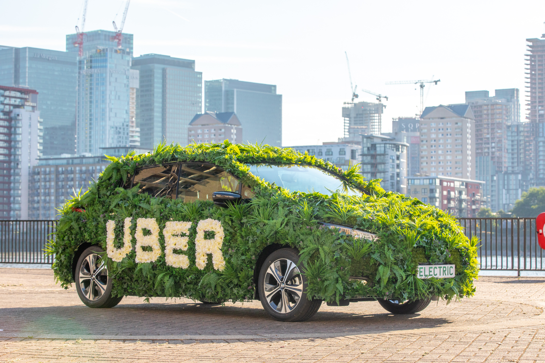 The Clean Air Plan—Helping London go electric | Uber Blog