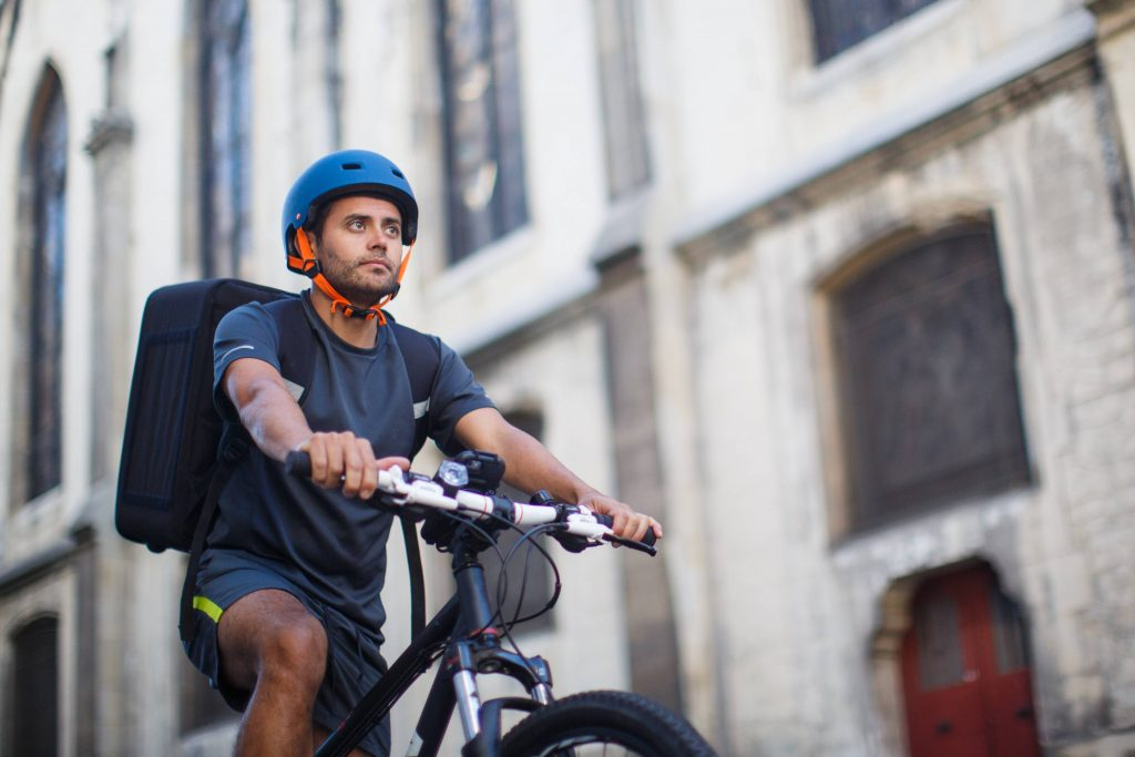 Bicycle Delivery Safety Tips Uber Blog