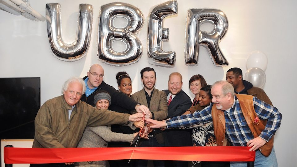It's Official! Our Stamford Greenlight Hub is Open | Uber Blog