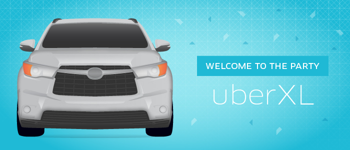 Uber Xl Vs Suv >> Introducing Uberxl Our Low Cost Suv Option Uber Blog