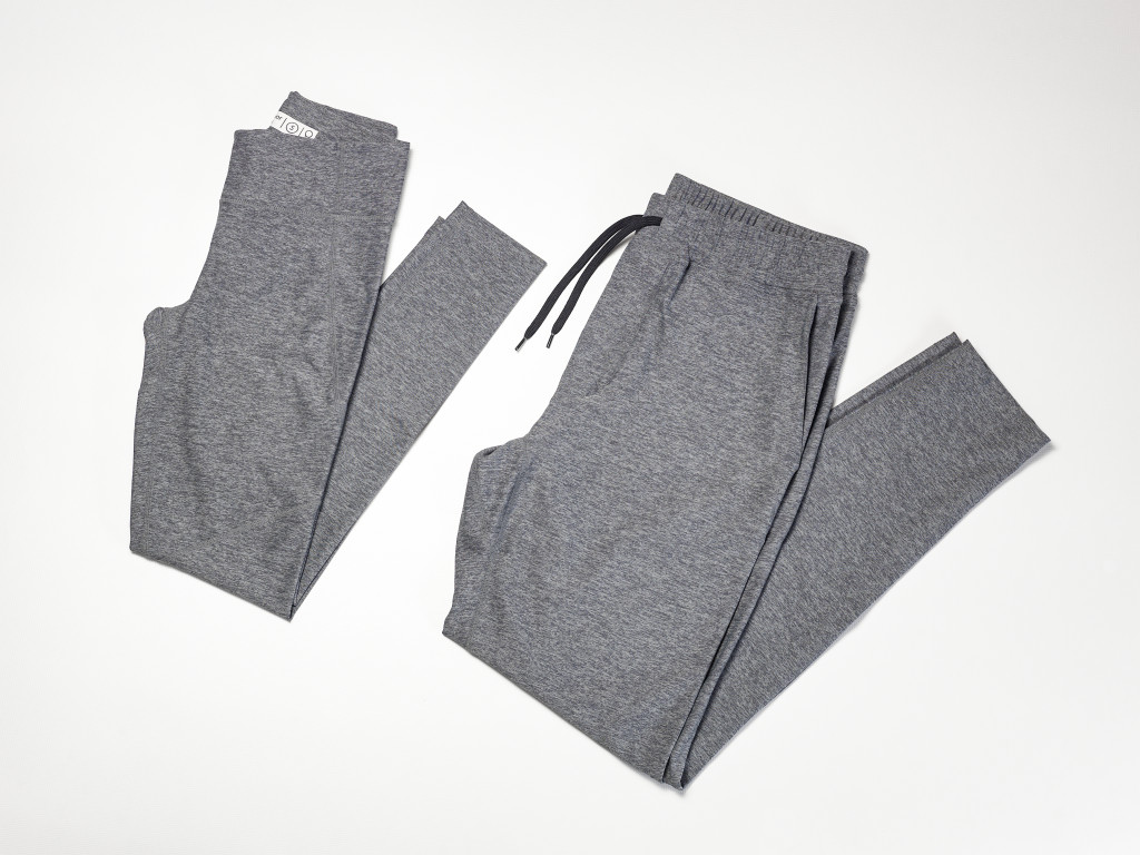Sweatpants or leggings from Outdoor Voices