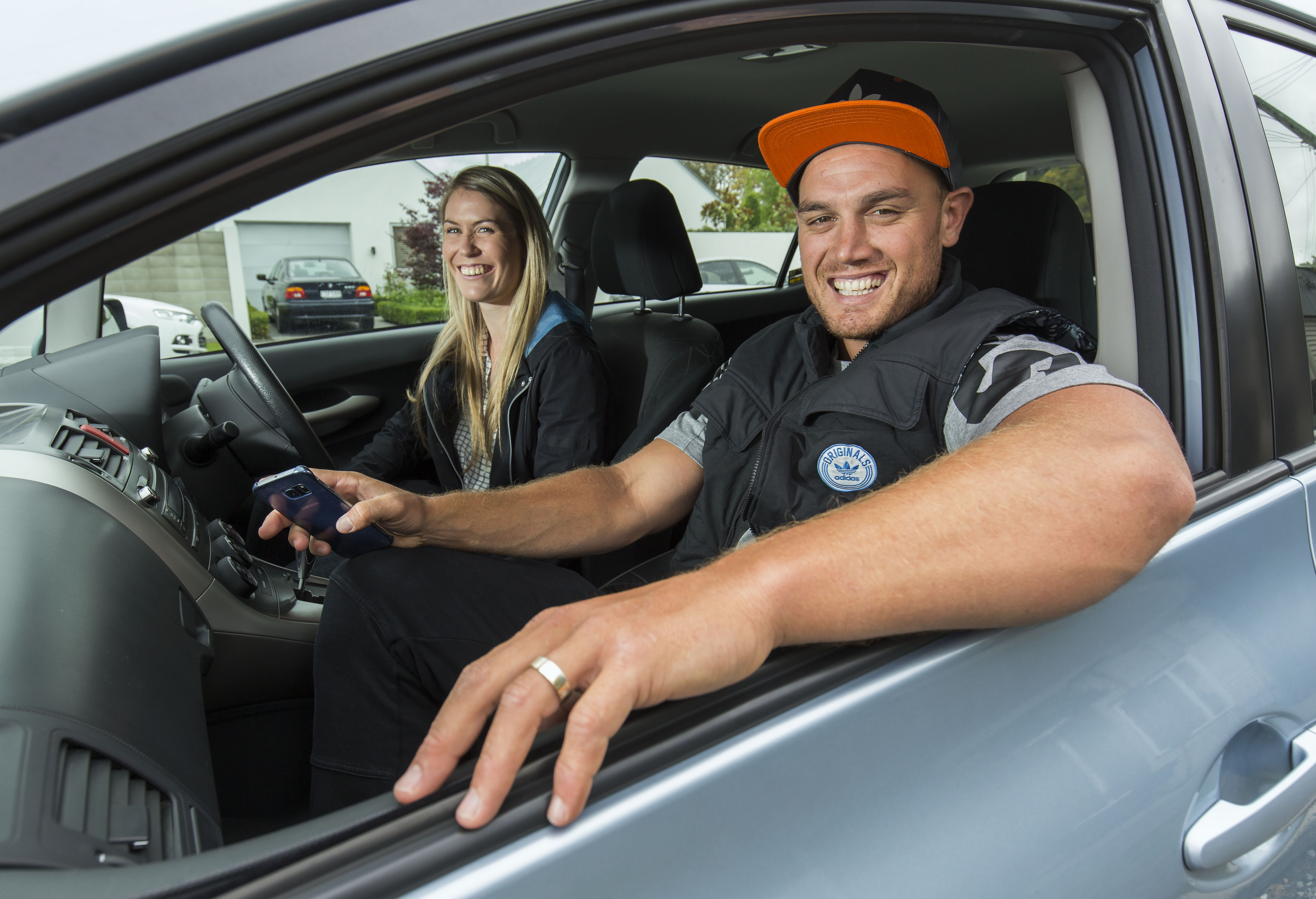 Christchurch, ridesharing is arriving now.