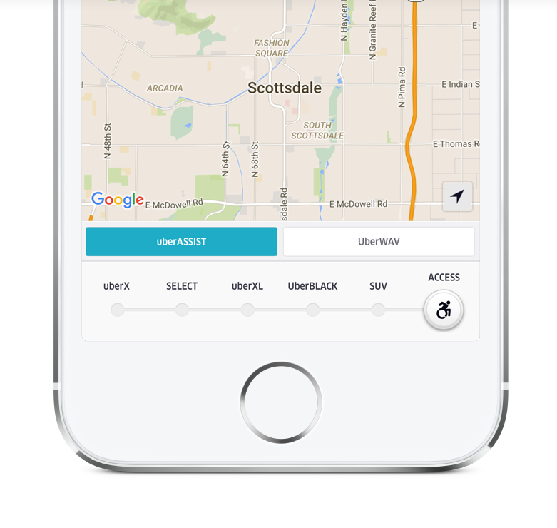 What Is Uber Wav >> Uber Phoenix adds rider assistance and wheelchair accessible vehicles with uberACCESS | Uber Blog