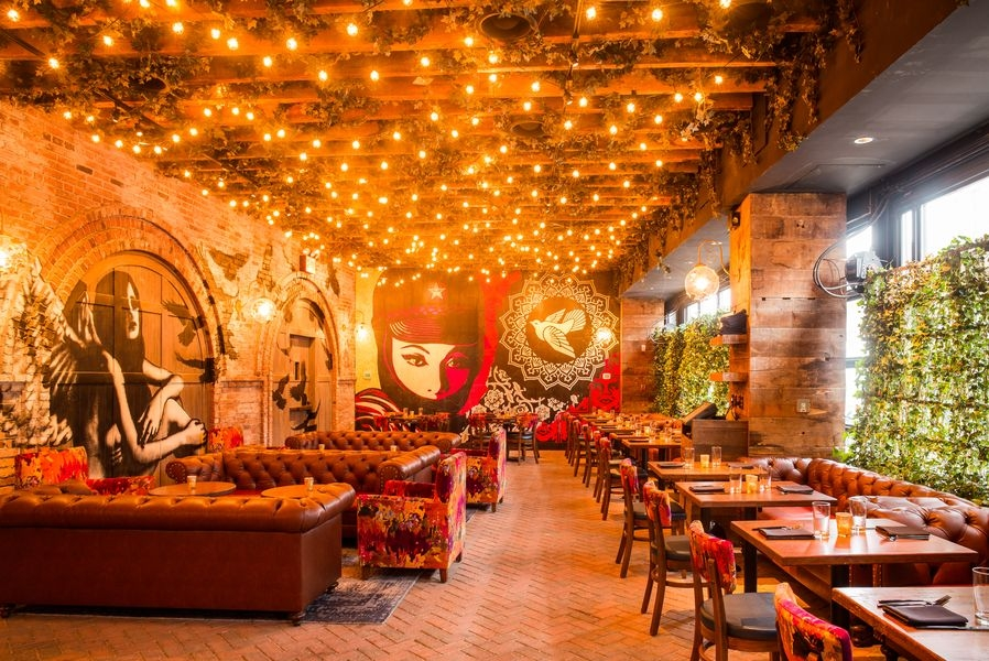 Best Romantic Restaurants Nyc