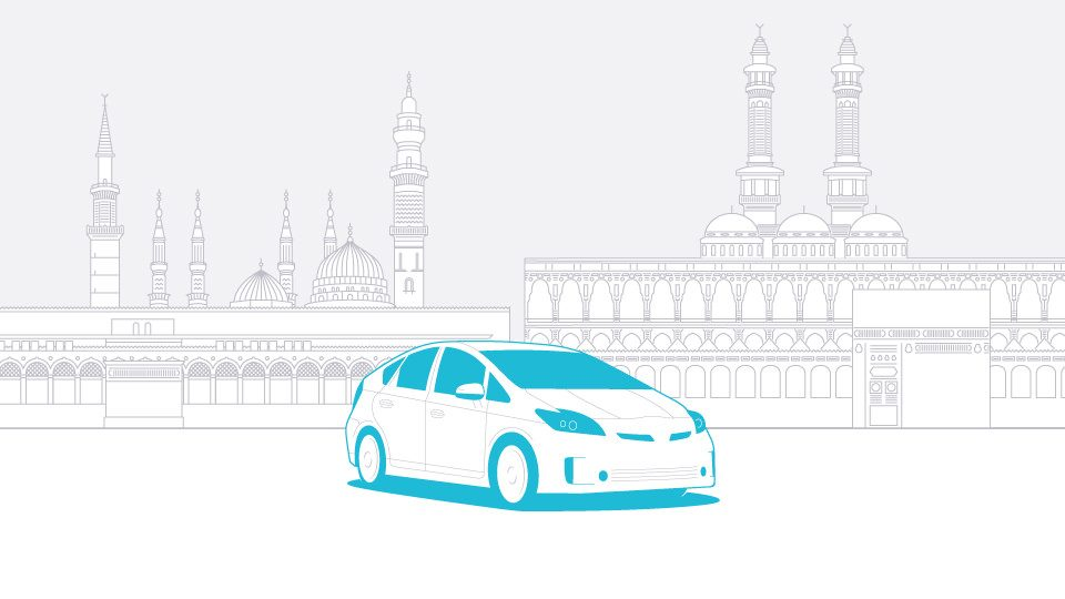 Makkah and Madinah, Your Uber is Arriving Now! | Uber Blog