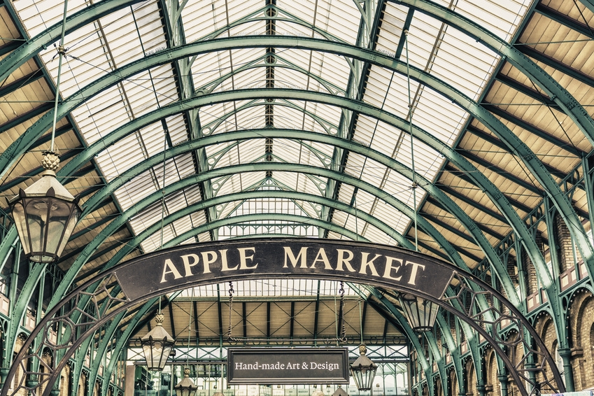 A Guide to Covent Garden in London | Uber Blog