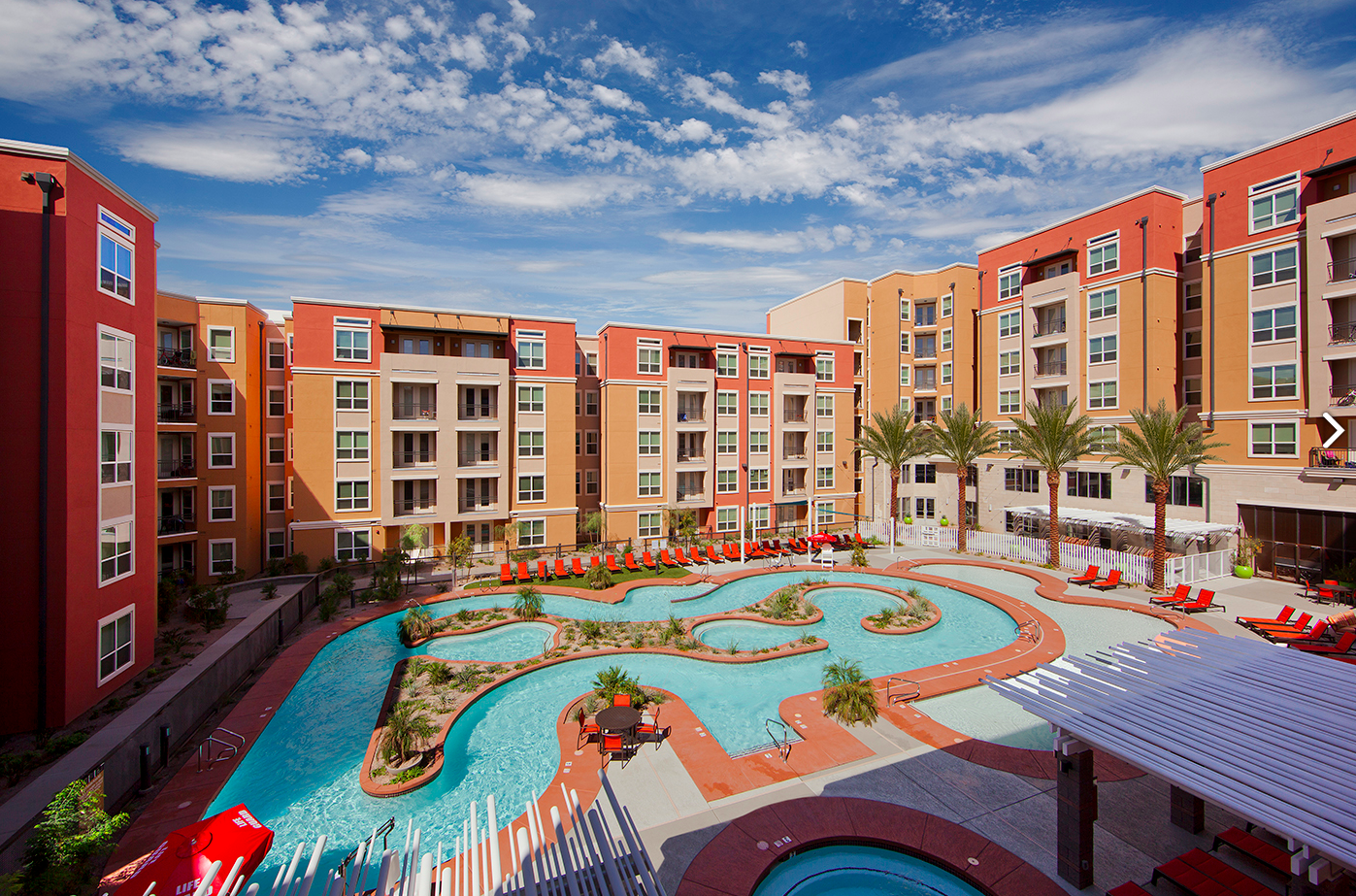 Safe Apartments In Tempe Az