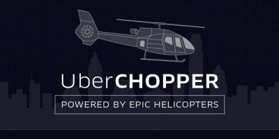 Austin Your UberCHOPPER Has Landed