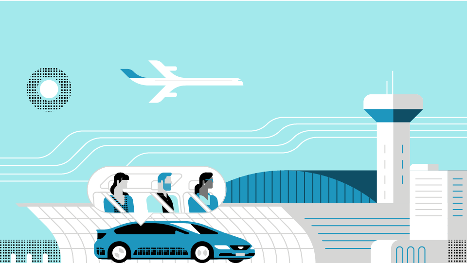 How To Request An Uber At Sea Tac Airport | Uber Blog Seattle
