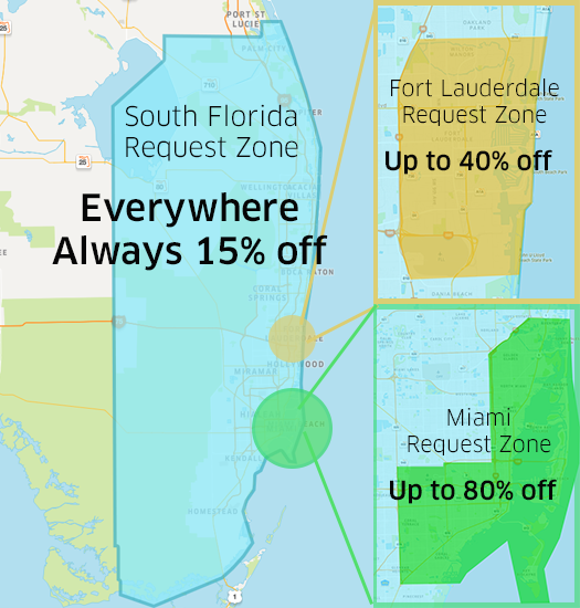 Uber Miami Airport >> South Florida Uberpool Is Arriving Now Uber Blog