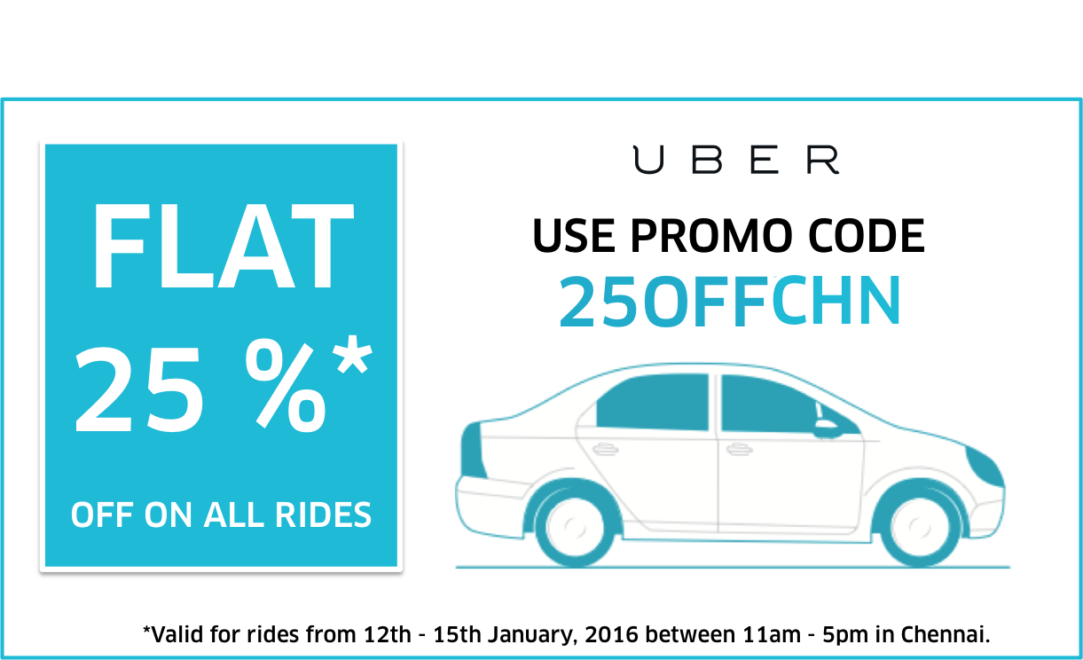 uber coupons january 2019 hyderabad