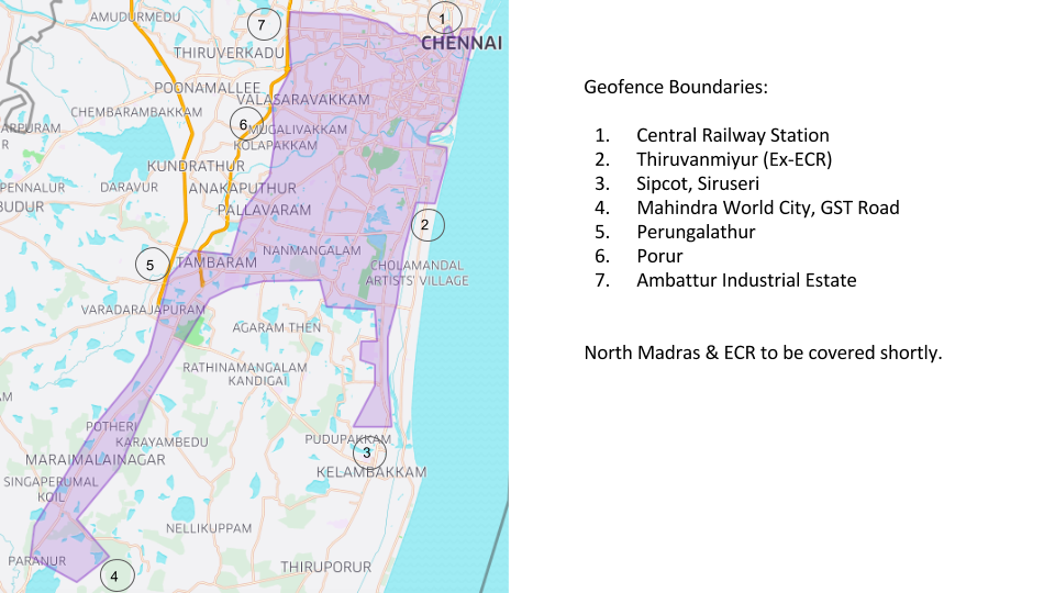 Chennai your uberpool is arriving now uber blog check out our uberpool coverage area map untitled presentation gumiabroncs Gallery